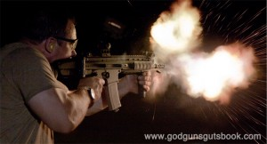 Full Auto © Ben Philippi God Guns & Guts