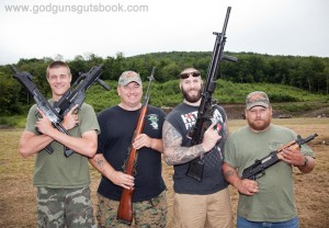 Williams Mafia © Ben Philippi God Guns & Guts